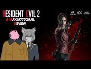 Resident Evil 2 (2019) обзор (Dark Distant Future -9)