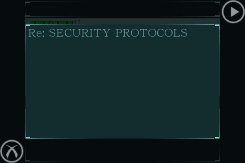 Re: Security protocols