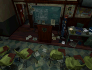 RE2 Operation report 1 B location