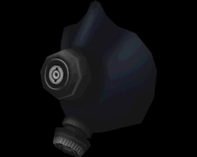 Máscara gas