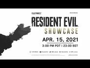 Resident Evil Showcase - April 2021 – Teaser with Re-Verse