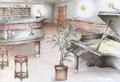 Mansion Artwork - True Story Behind Biohazard 5