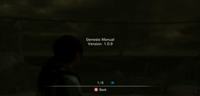 Genesis Manual