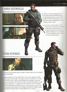 Resident Evil 6 Art Book 30