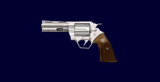 Colt Python (CV)
