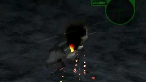 Chopper is down (cutscene)