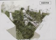 Resident Evil 5 Ndipaya Kingdom concept art 5
