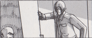Resident Evil 6 storyboard - Tall Oaks Cathedral 12