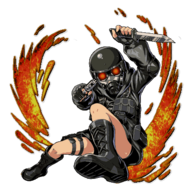 BIOHAZARD Clan Master - Lady Hunk 01