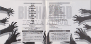 BIO HAZARD The Doomed Raccoon City Vol.1 booklet - pages 28 and 29