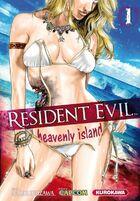 RESIDENT EVIL heavenly island 1