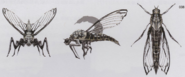 Flying Insects Concept Art 2