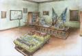 Mansion Artwork - True Story Behind Biohazard 2