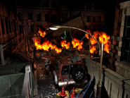 RE3 Road Gas Station 1