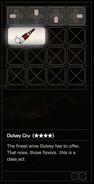RESIDENT EVIL 7 biohazard Dulvey Cru Inventory