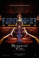 Resident Evil The Final Chapter poster 4