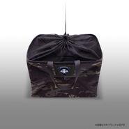 VOLK×BIOHAZARD Multi-Folding Bag camo 3