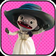 BIOHAZARD Village x Puppet Show - Domi-oneesan puppet