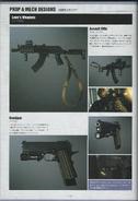 Biohazard DAMNATION Artbook 22