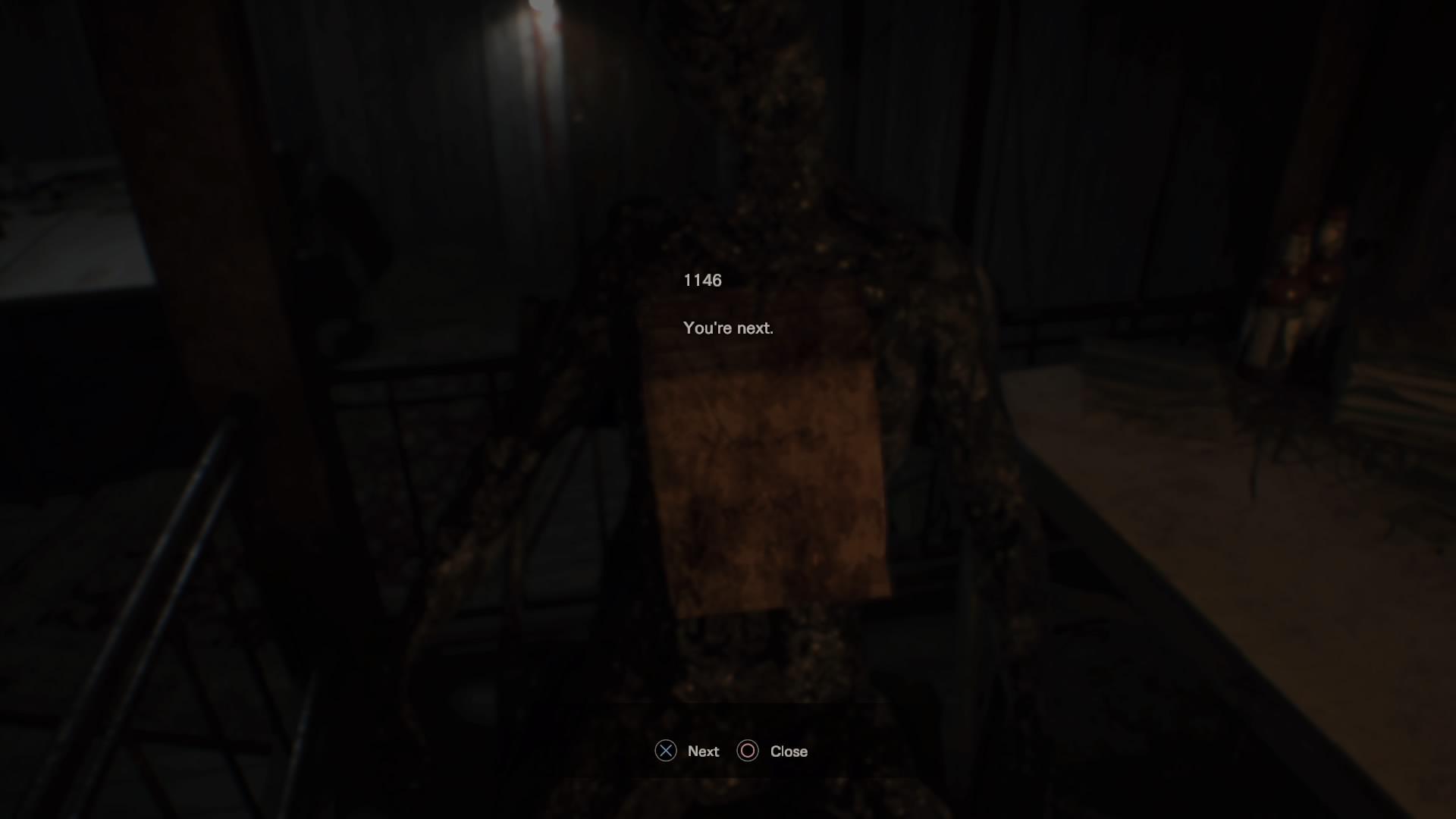 Memo on Burnt Corpse