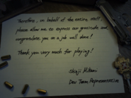 Message from the director 4
