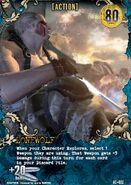 Nightmare card - Lonewolf AC-032