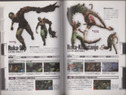 BIOHAZARD 6 Official Complete Guide - pages 280-289