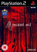 RE4 PS2 PAL