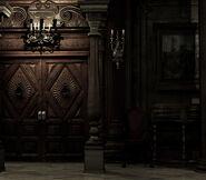 REmake background - Entrance hall - r106 00111