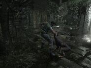 Resident Evil remake screenshot5