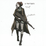 BIOHAZARD REVELATIONS 2 Concept Guide - TerraSave Boss-style Claire.png