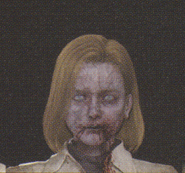 Degeneration Zombie face model 53