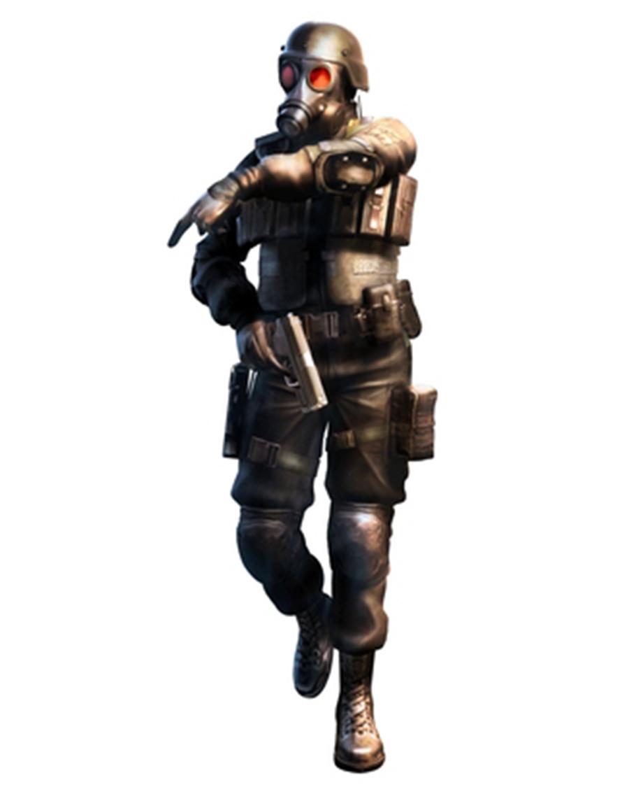 HUNK/gameplay