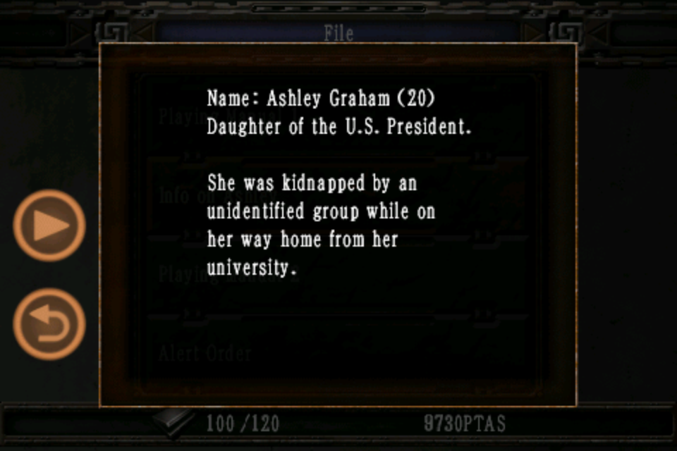 Info on Ashey (Mobile Edition file)