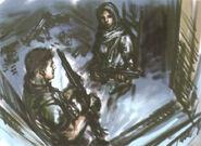 Resident evil 5 conceptart jireR