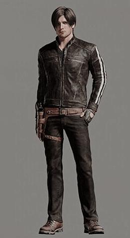 Leon Scott Kennedy Resident Evil Fandom