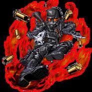 BIOHAZARD Clan Master - HUNK 16
