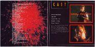 BIO HAZARD SOUND TRACK REMIX - JA booklet pages 0 and 1