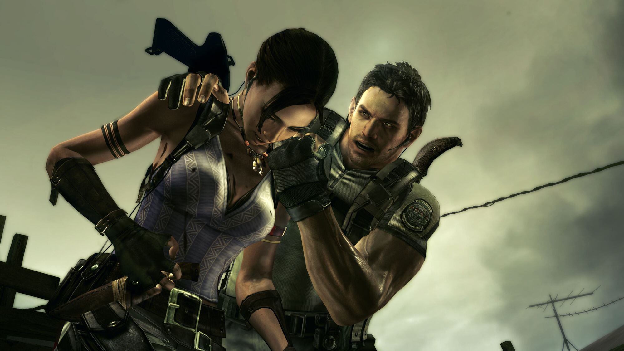 Partner Action Button Resident Evil Wiki Fandom