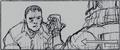 Resident Evil 6 storyboard - Fallen Hero 19