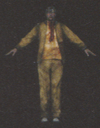 Degeneration Zombie body model 47