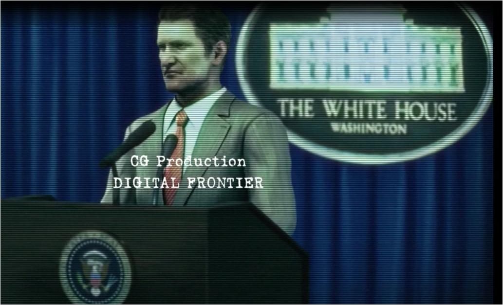 Président des États-Unis (1998)