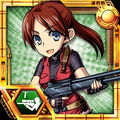 ClanMaster Card Claire RE2 Shotgun