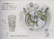 Resident Evil 5 Ndipaya Kingdom concept art 20