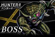 BIOHAZARD Clan Master - Battle art - Hunter II