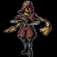 BIOHAZARD Clan Master - HUNK 14