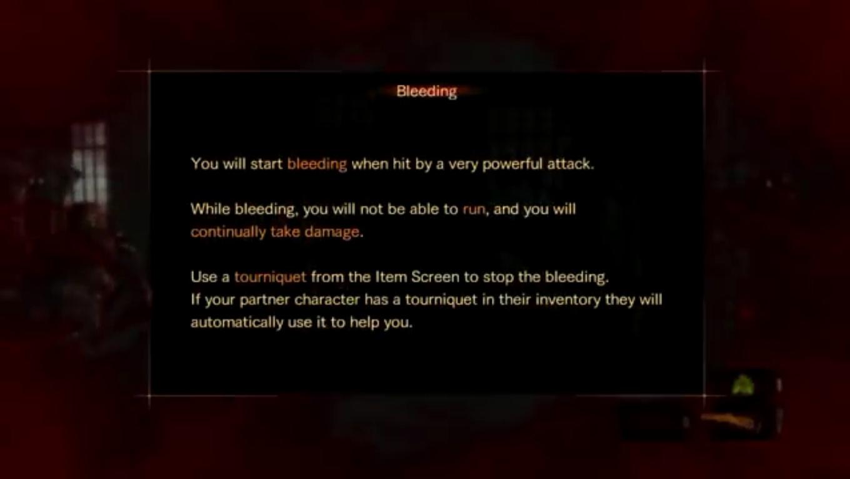 Bleeding (file)