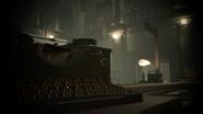 Raccoon Police Dept lobby 2 - Resident Evil 2 remake