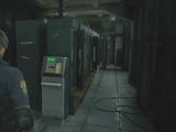 Safety Deposit Room