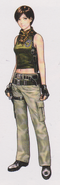 Rebecca Chambers Archives concept art 5